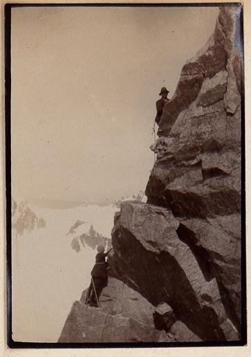 Al Dente del Gigante 1903