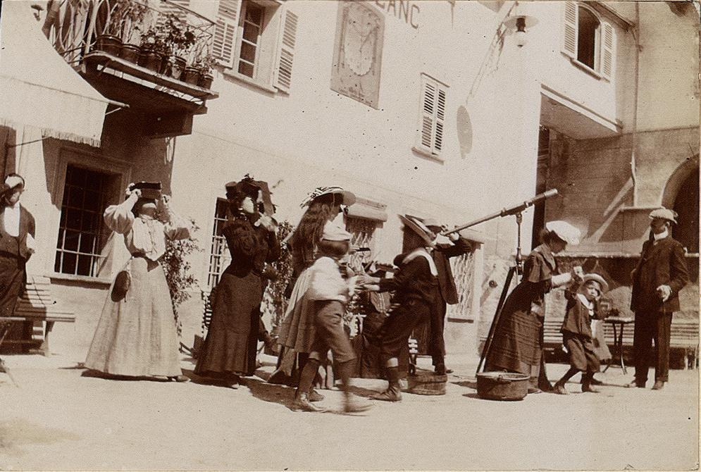 Eclisse di sole 30/8/1905