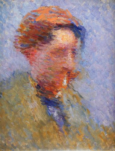 Ritratto di Henri Barbusse