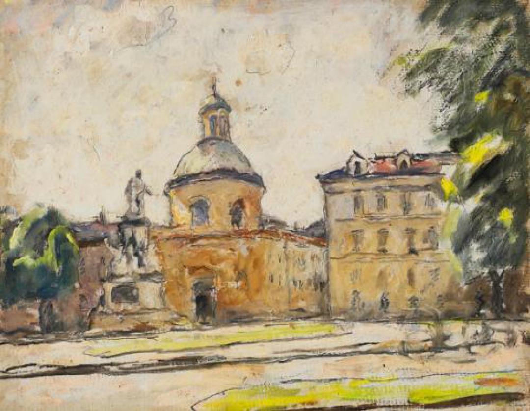 Piazza Carlina