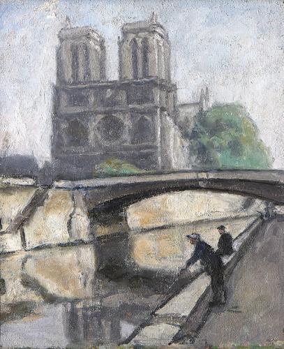 Petit Pont e Notre Dame
