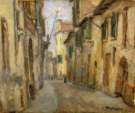 Scorcio di città in Piemonte-1
