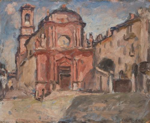 Chiesa Croce Nera, Saluzzo