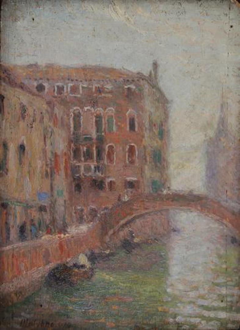 Venezia, Rio delle Eremite