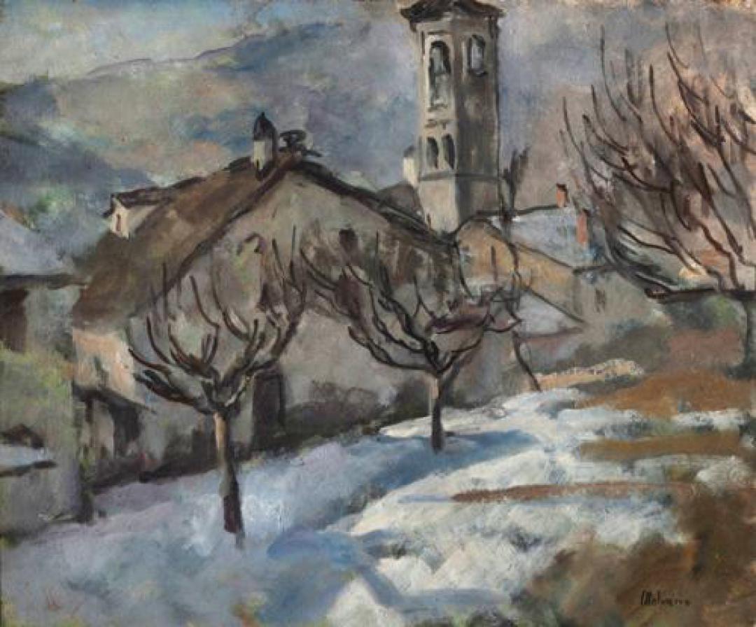 Inverno a Drusacco