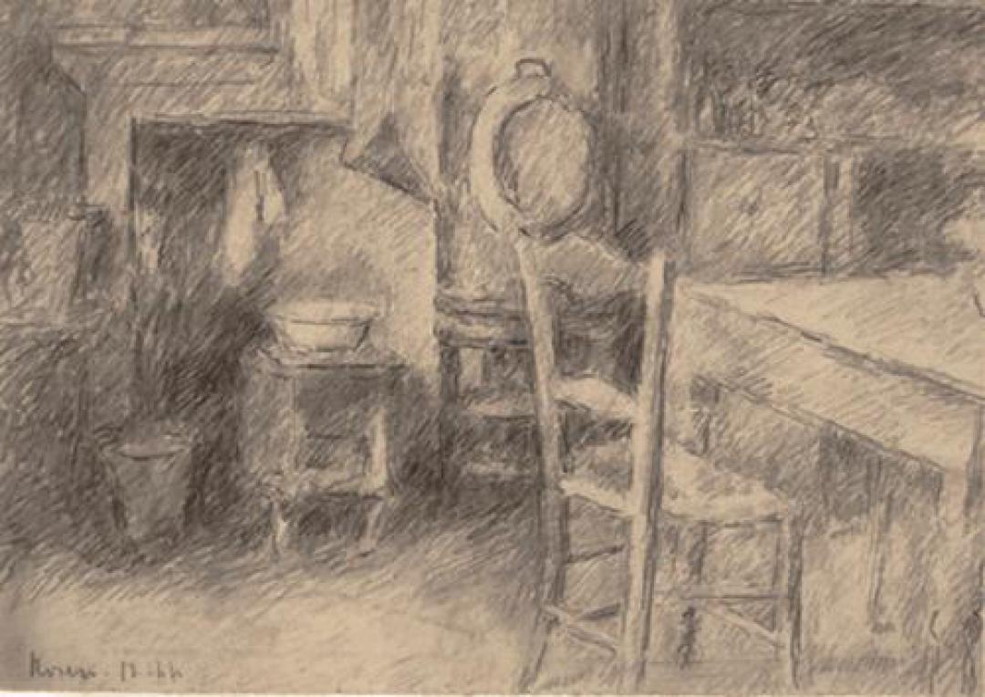 La stanza a Rosero