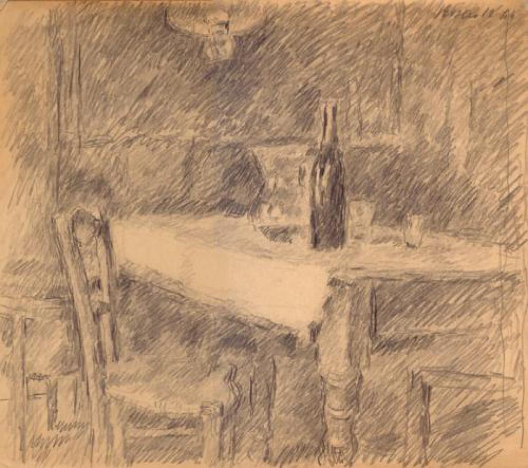 La tavola a Rosero