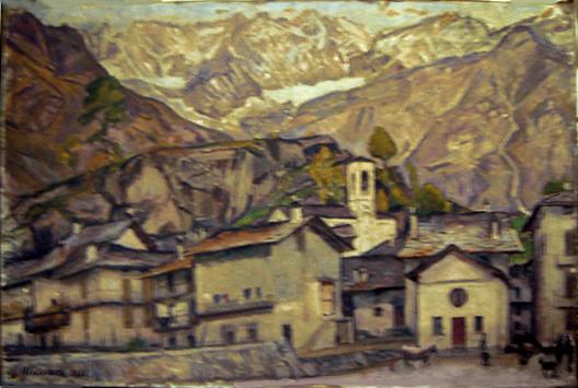 Paese alpino-2 (Forno Alpi Graie)
