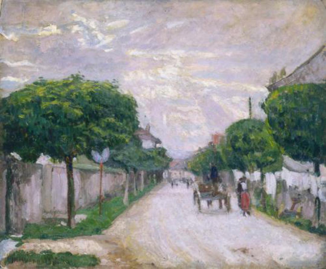 Entrata di villaggio (Culoz)