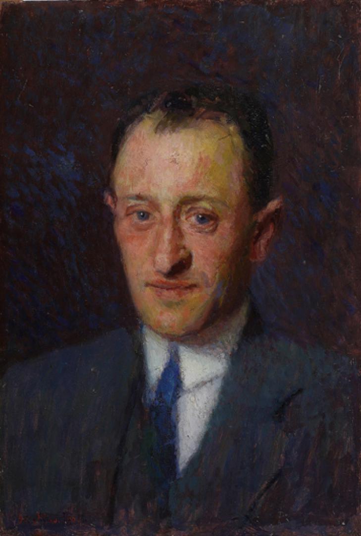 Ritratto di Vittorio Artom