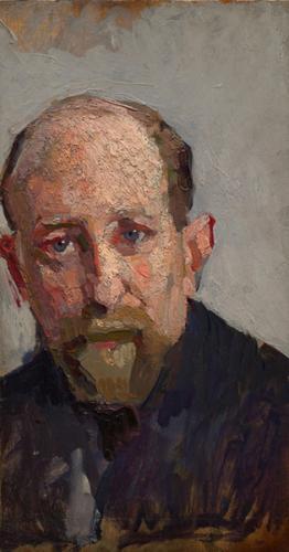Ritratto di Camillo Artom (studio)