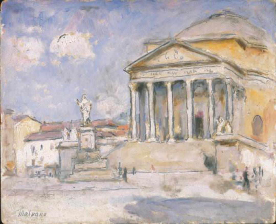 Chiesa della Gran Madre a Torino