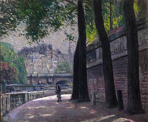 Lungosenna a Parigi