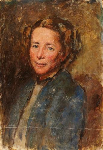 Ritratto di Maria Sacerdote