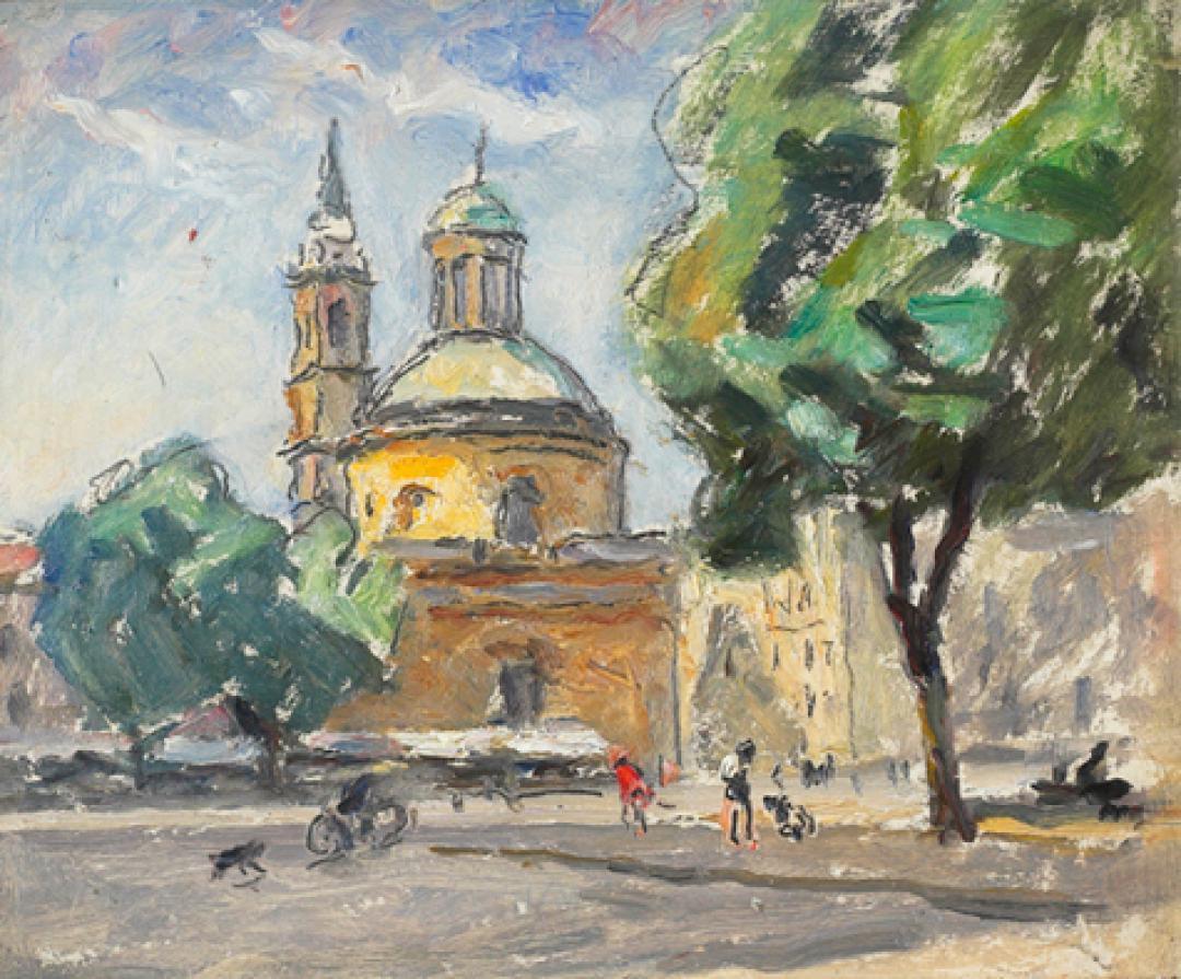 Piazza Carlina a Torino-2