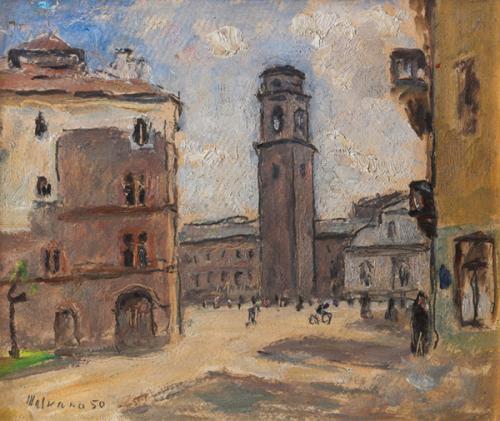 Piazza San Giovanni a Torino