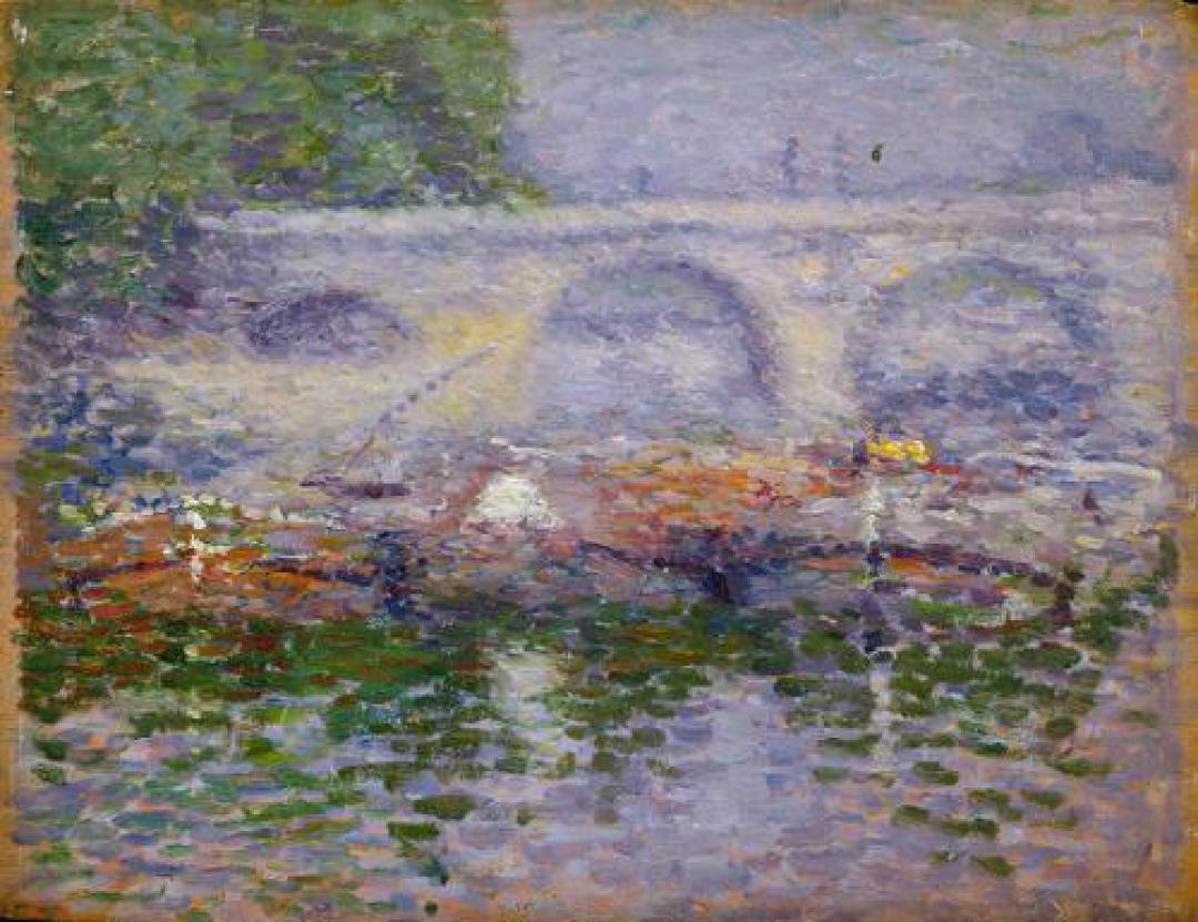 Ponte sulla Senna