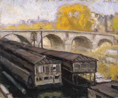 Ponte Marie a Parigi