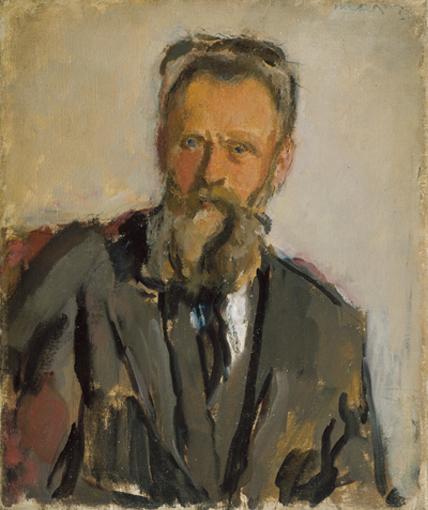 Ritratto del prof. A. Corti