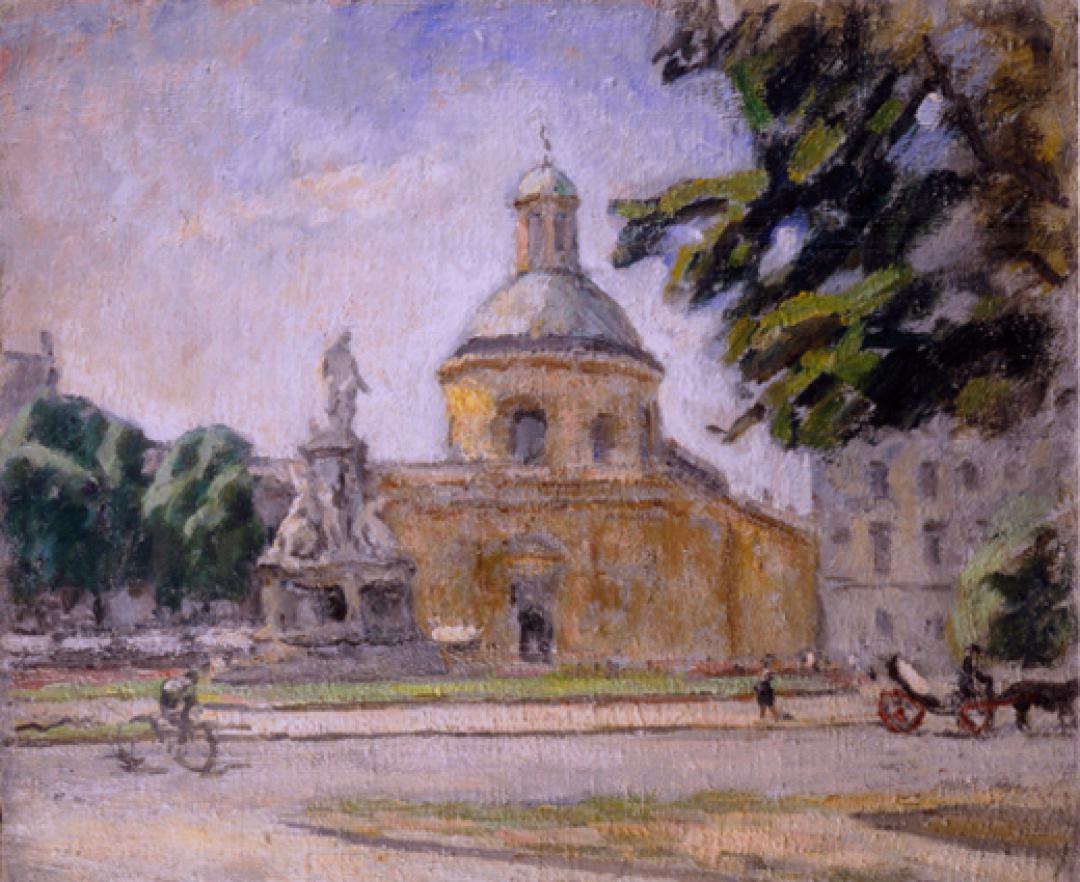 Piazza Carlina, Torino