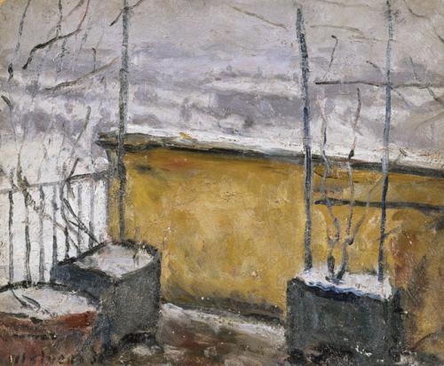 Il terrazzo d'inverno