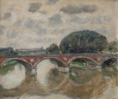 Il Ponte Isabella a Torino