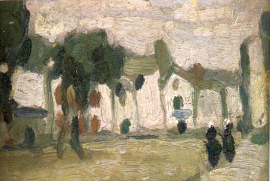 Villaggio in Bretagna
