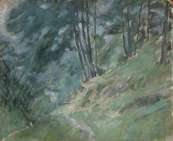 Casolare nel bosco