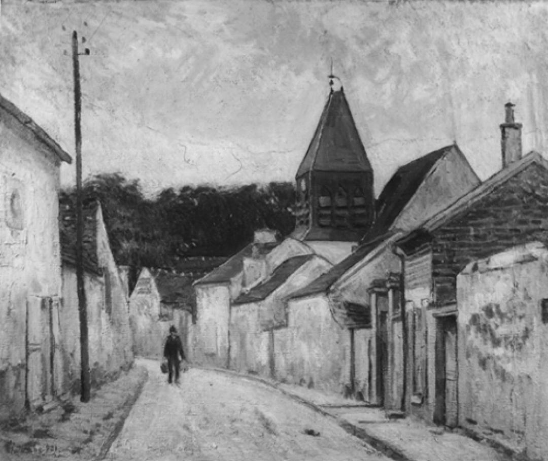 La rue d'Aumont
