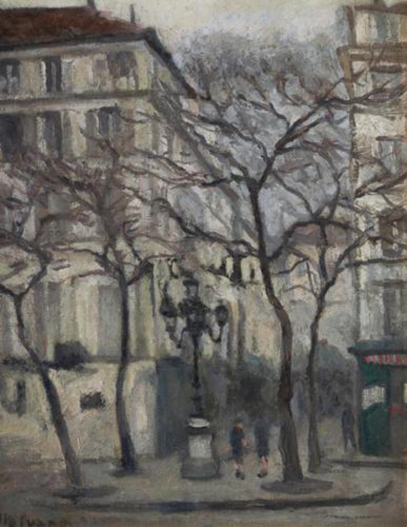 Square de Paris