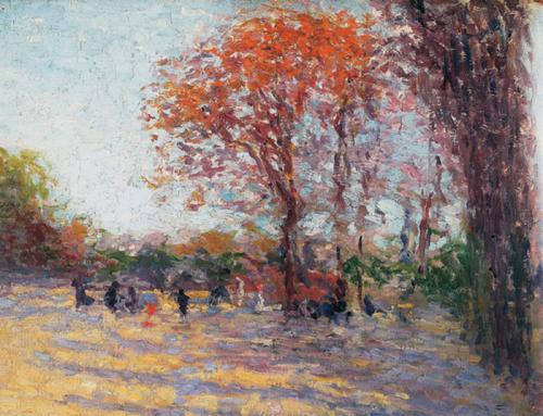 Bois de Boulogne (Parco cittadino)