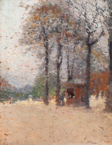 Champs Élysées (Strada e alberi a Parigi)